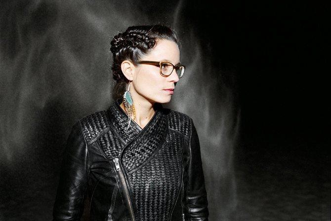 Le groupe « Circles » d'Anne Paceo, formation accompagnée par le Centre régional du jazz en Bourgogne-Franche-Comté en 2017.