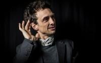 Le pianiste défend sur scène le répertoire du second volume de son Medium Ensemble. © C. Charpenel