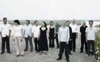Les musiciens de l'ensemble TM+ accompagneront le duo Grand Magasin.  © Véronique Ellena