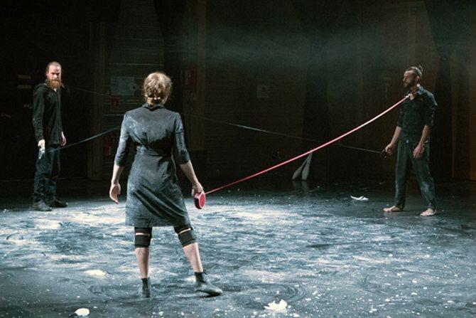 Taïval - Critique sortie Théâtre La Courneuve Centre Culturel Jean Houdremont