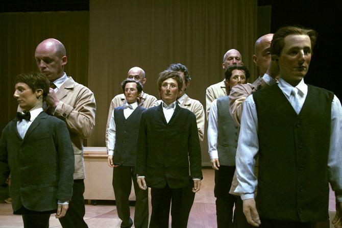 L'Institut Benjamenta - Critique sortie Théâtre Sartrouville Théâtre de Sartrouville et des Yvelines