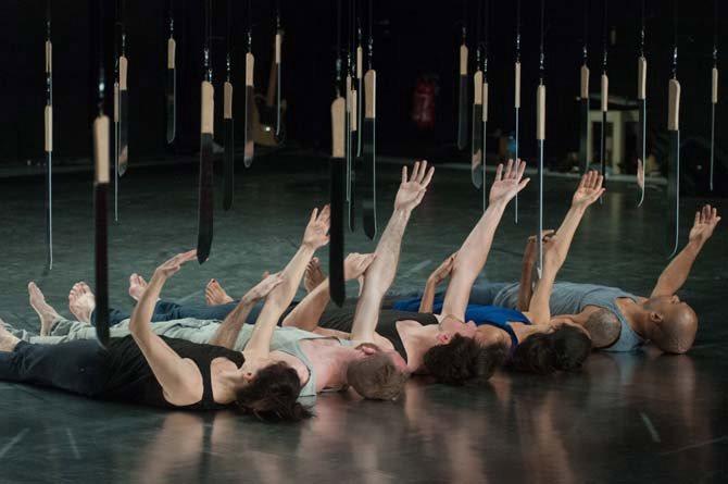 Born to be a live - Critique sortie Danse Reims Le Manège - scène nationale de Reims