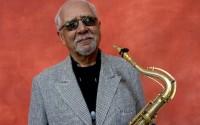 Le saxophoniste Charles Lloyd est de retour à la tête d'un excellent quartet.  © Dorothy Darr