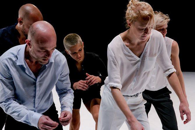 De(s) Personne(s) - Critique sortie Danse Bezons Théâtre Paul Eluard