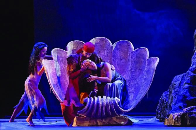 Happy Purcell - Critique sortie Classique / Opéra Versailles Opéra Royal du Château de Versailles
