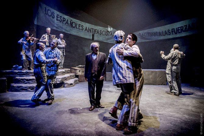 Festival Don Quijote - Critique sortie Théâtre Paris Café de la Danse