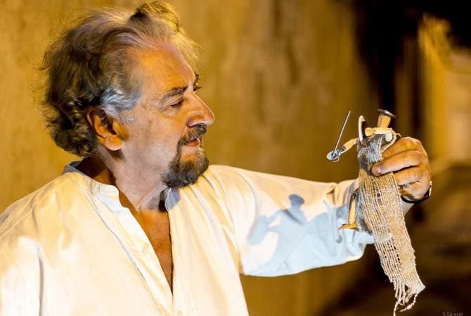 Je suis Don Quijote de la Mancha - Critique sortie Théâtre Paris Théâtre de l'Opprimé