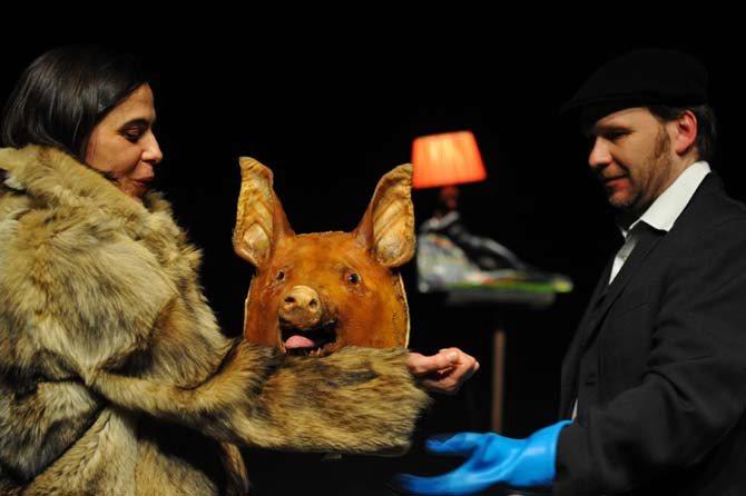 La grammaire des mammifères - Critique sortie Théâtre Bagnolet Théâtre de l'Echangeur