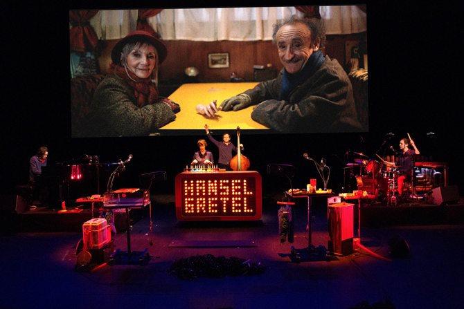Hansel et Gretel - Critique sortie Théâtre Evry Théâtre de l'Agora