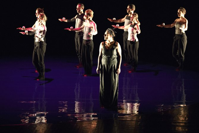 HIP 127 La constellation des cigognes - Critique sortie Théâtre Albi Scène nationale d'Albi