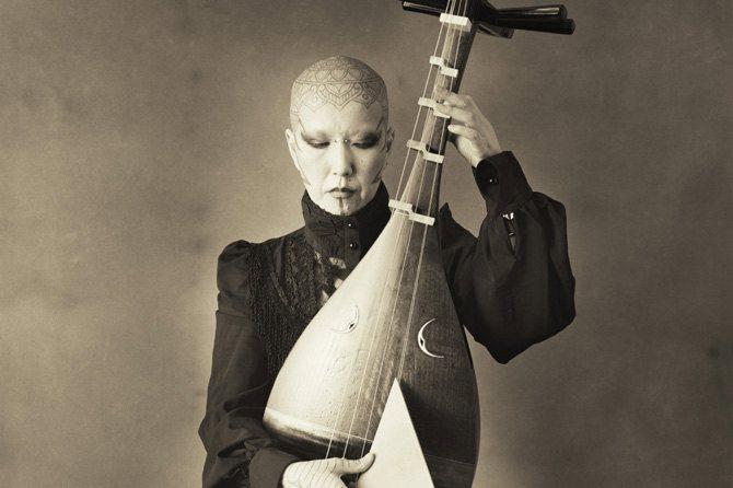 Kakushin Nishihara - Critique sortie Jazz / Musiques Paris Maison de la Culture du Japon