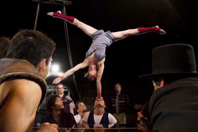 Klaxon - Critique sortie Cirque Paris Espace Chapiteau