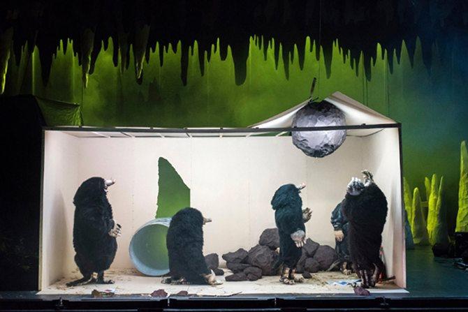 La Nuit des Taupes - Critique sortie Théâtre Nanterre Centre Dramatique National