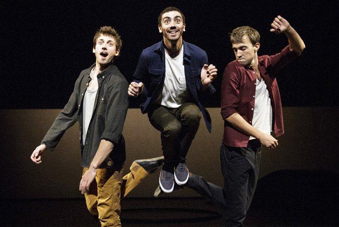 La Nuit où le jour s'est levé - Critique sortie Théâtre Paris Théâtre des Abbesses