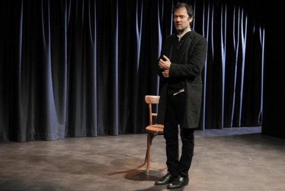 Jérôme Kircher, remarquable interprète du Monde d'hier. © Pascal Victor ArtcomArt