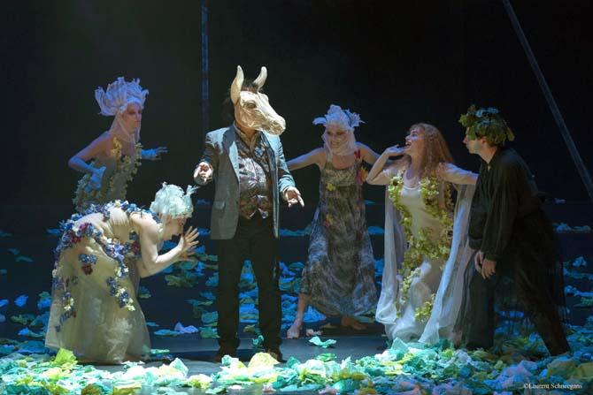 Le Songe d'une nuit d'été - Critique sortie Théâtre Ivry-sur-Seine