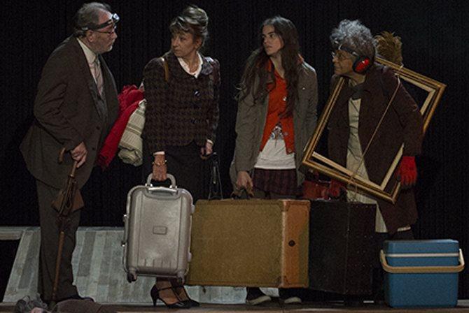 Les Bâtisseurs d'Empire ou Le Schmürz - Critique sortie Théâtre