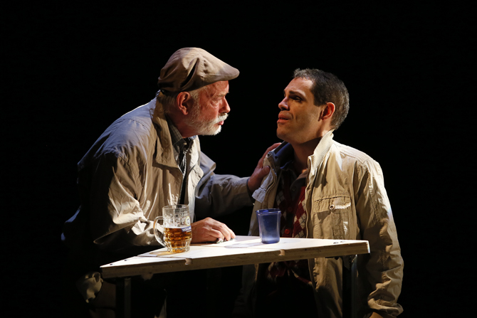 Les Missions d'un mendiant - Critique sortie Théâtre Gonesse