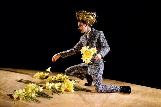 Ludwig, un roi sur la lune - Critique sortie Théâtre saint denis Théâtre Gérard Philipe