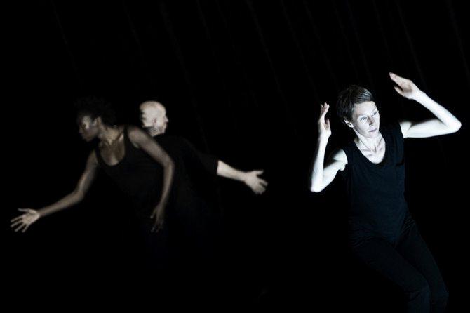 Mettre en pièce(s) - Critique sortie Danse Paris Théâtre des Abbesses