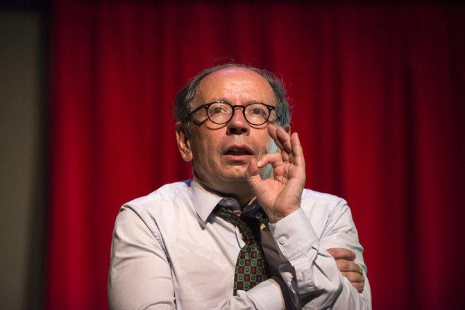 Moi et François Mitterrand - Critique sortie Théâtre Paris Théâtre du Rond-Point