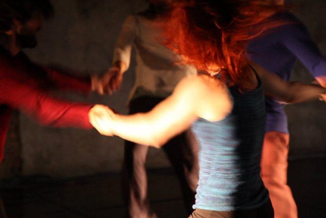 Roman (tome1) - Critique sortie Danse Enghien-les-Bains Centre des Arts d'Enghien