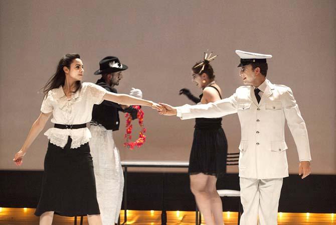 Des Roses et du Jasmin - Critique sortie Théâtre Ivry-sur-Seine