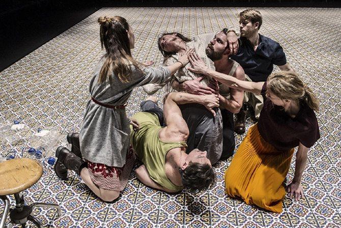 Temps Danse / Théâtre - Critique sortie Théâtre Paris Le Monfort