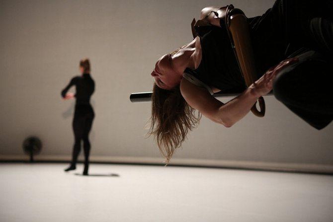 Tordre - Critique sortie Danse Paris Théâtre de la Cité Internationale
