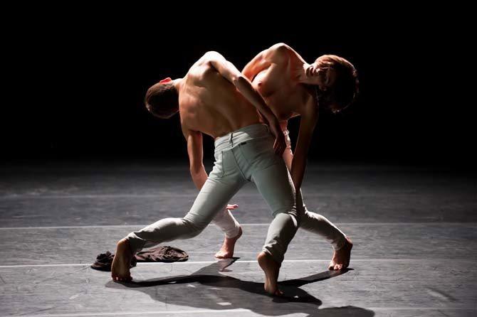 Trois décennies d'amour cerné - Critique sortie Danse Vélizy-Villacoublay L'Onde