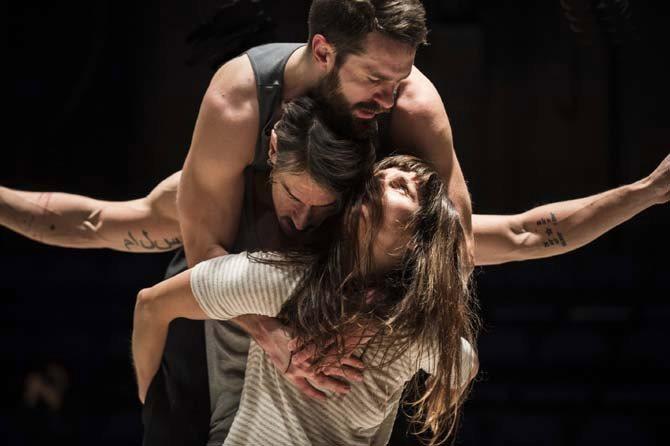 L'Hôte - Critique sortie Danse Paris Le Monfort