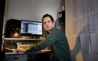 Le compositeur Pierre-Yves Macé © Vincent Pontet