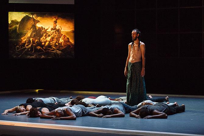 Nkenguegi - Critique sortie Théâtre saint denis CDN Théâtre Gérard Philipe