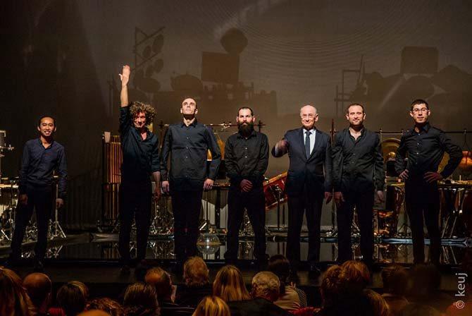 Cinquante ans et toujours percutants - Critique sortie Classique / Opéra Strasbourg