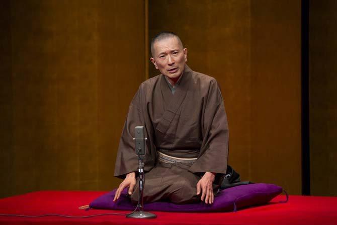 Rakugo/ukiyo-e - Critique sortie Théâtre Paris Maison de la culture du Japon à Paris