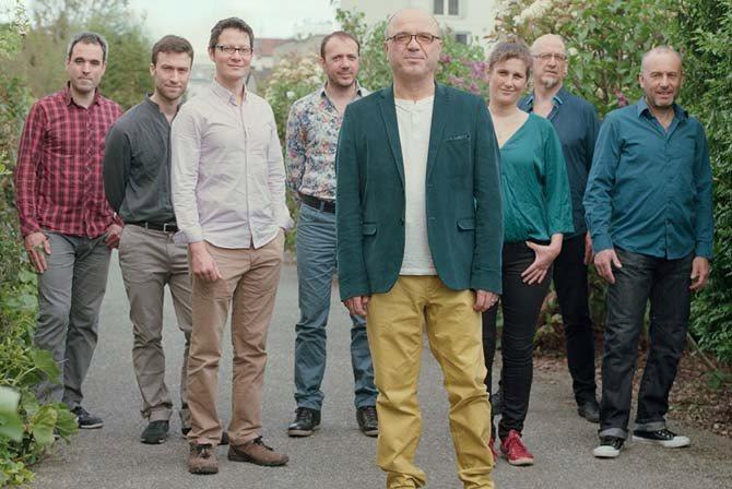 Archimusic « Neufs » - Critique sortie Jazz / Musiques Les Lilas Le Triton