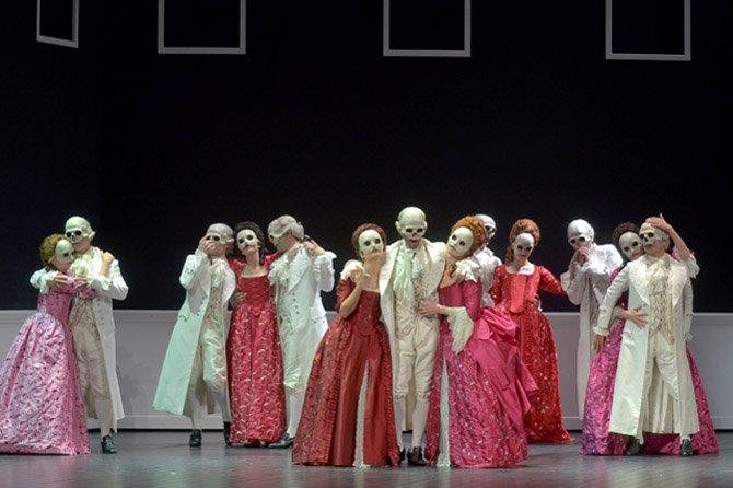 Don Giovanni - Critique sortie Classique / Opéra Paris Théâtre des Champs-Élysées