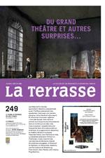 LA TERRASSE – DÉCEMBRE 2016 - Critique sortie