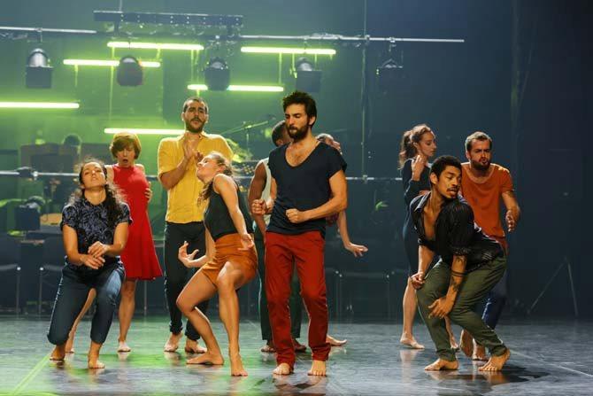 La Fête (de l'insignifiance) - Critique sortie Danse Paris Théâtre national de Chaillot