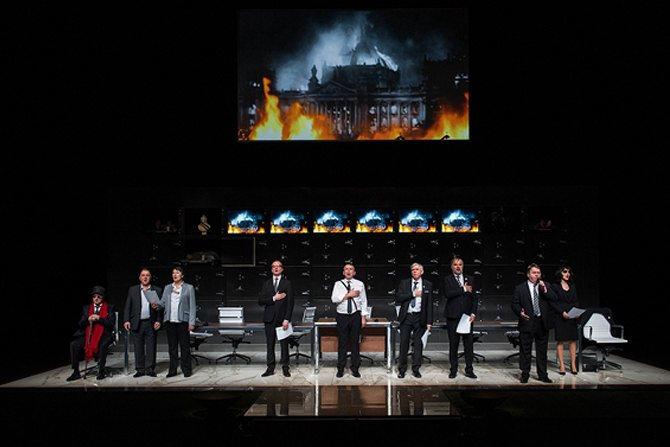 La résistible ascension d'Arturo Ui - Critique sortie Théâtre Sceaux _Théâtre Les Gémeaux