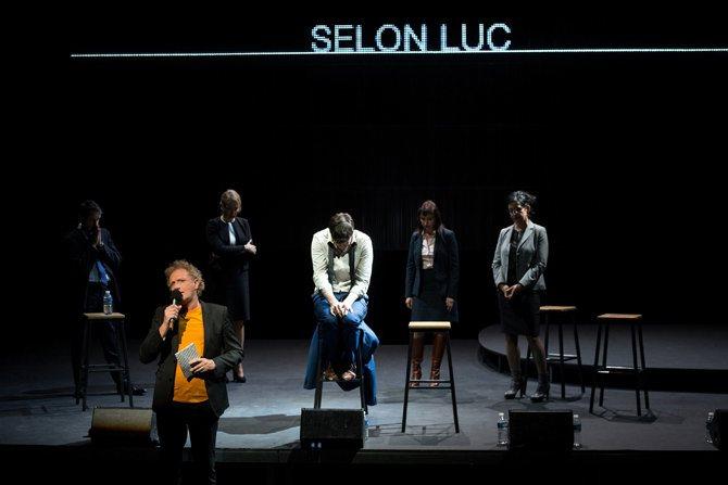 La Bonne Nouvelle - Critique sortie Théâtre Sartrouville Théâtre de Sartrouville