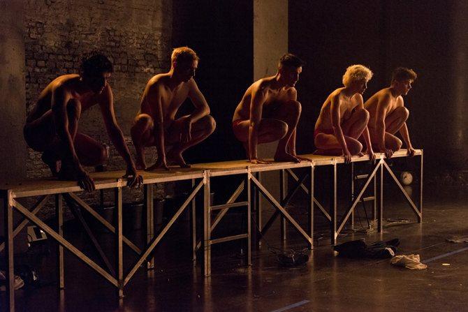 Le théâtre de Salvatore Calcagno - Critique sortie Théâtre Paris Centre Wallonie-Bruxelles