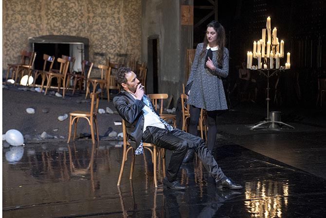 Les Caprices de Marianne - Critique sortie Théâtre Paris La Tempête