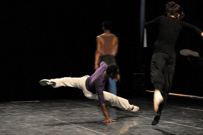 Nocturne Danse #1 - Critique sortie Danse  Théâtre Louis-Aragon de Tremblay-en-France