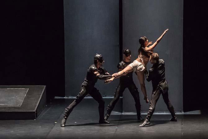 Roméo et Juliette - Critique sortie Danse Paris Théâtre national de Chaillot