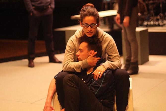 Scènes de violences conjugales - Critique sortie Théâtre Paris Théâtre de la Tempête