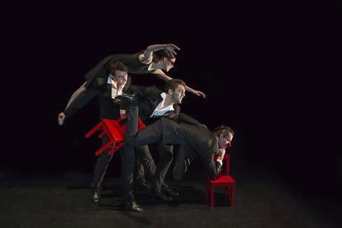 Suites Curieuses - Critique sortie Danse
