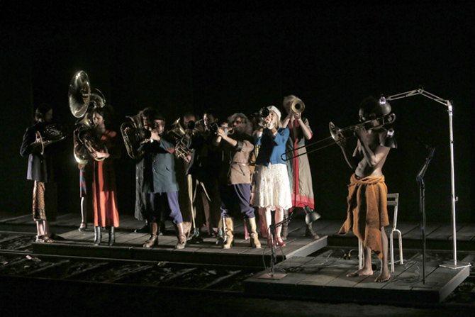 Karamazov - Critique sortie Théâtre saint denis Théâtre Gérard-Philipe