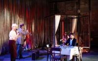 La Sonnambula, dans la mise en scène de David Marton.  © Gabriela Neeb