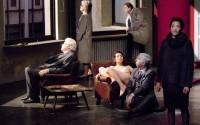 Le Temps et la Chambre au Théâtre de la Colline. CR : Michel Corbou